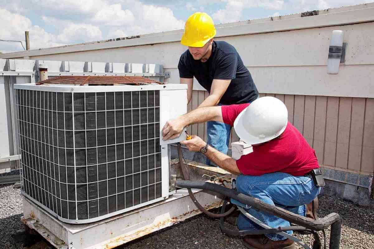 Professional Commercial AC Repair Services